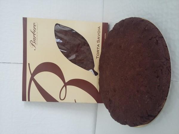 Schokoladekuchen mit Maldon Salz, vakuumverpackt, 290gr