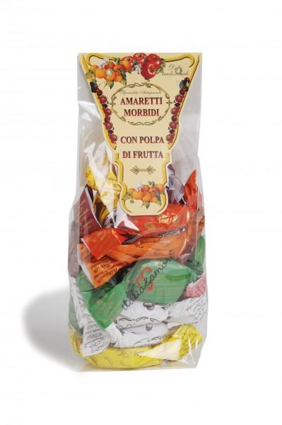 Amaretti Morbidi alla Frutta 250gr (ca. 12 Stück)