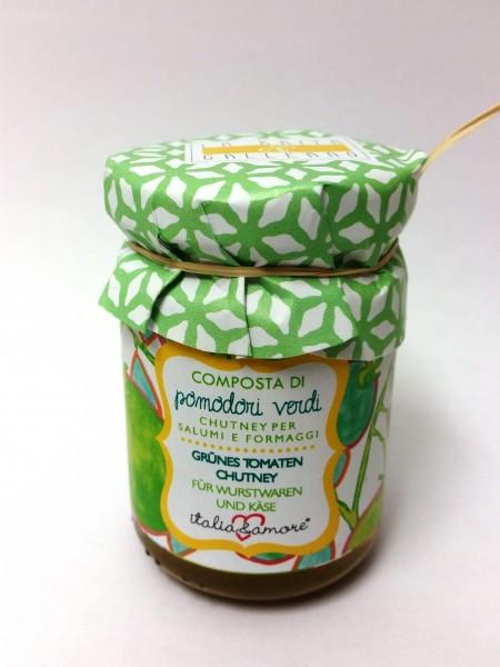 Confettura / Composta di Pomodori Verdi Cuore di Bue di Albenga 156ml/150g