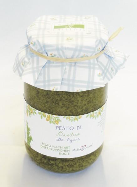 Pesto di Basilico alla Ligure 580ml/480gr