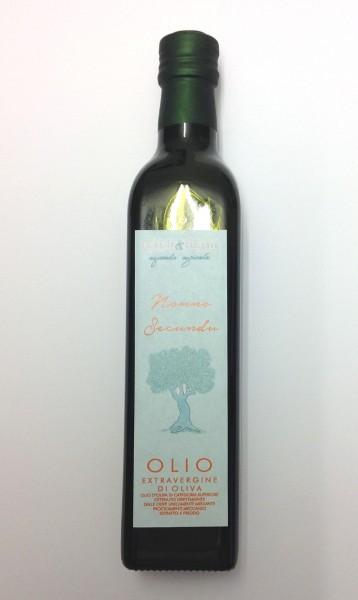 Olio Extravergine di Oliva Nonno Secundu 500ml | 6er KT