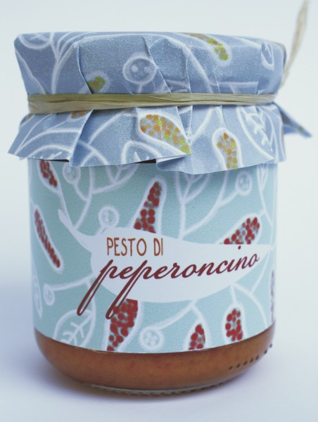 Pesto di Peperoncino 212 ml / 175 gr