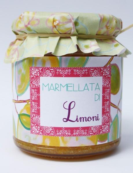 Marmellata di Limoni 310gr