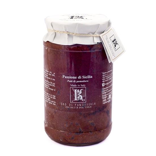 Passione di Sicilia (Crema di Pomodoro secco e capperi) 515 gr