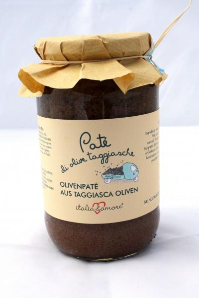 Patè di Olive Taggiasche 580ml / 510gr