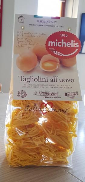 Tagliatelle Pasta all'Uovo Nido Biologica 250 gr