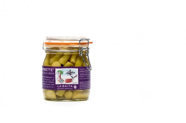 Trombette - Le Zucchine della Liguria 580ml / 570gr